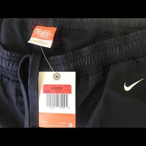 New Nike Black The Athletic Dept Sportswear Pants